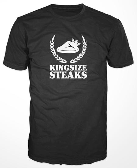 Fleisch-Shirt #3