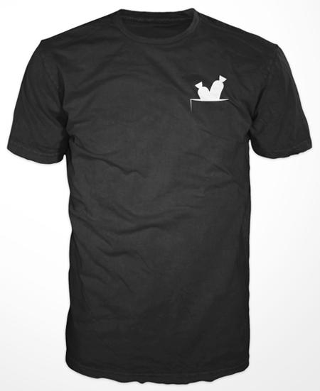 Fleisch-Shirt #5