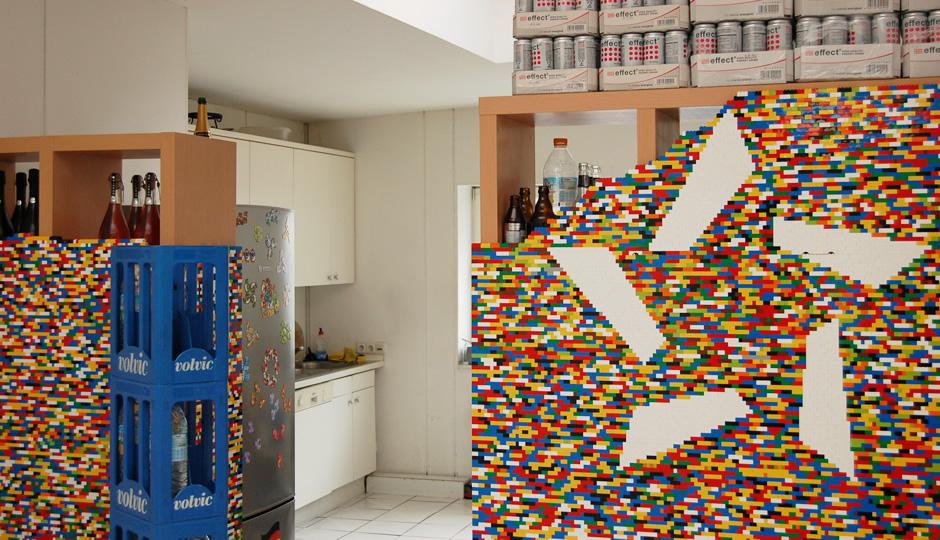 Legowand Basis