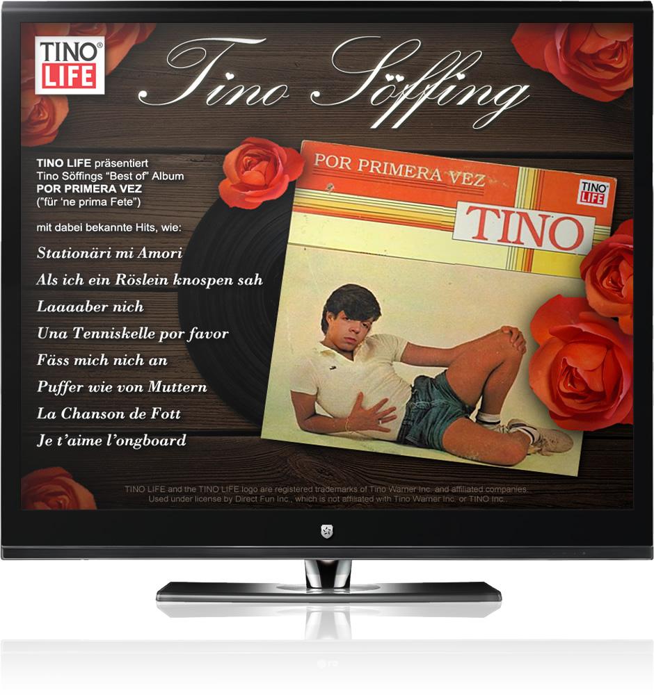 TINO LIFE Music präsentiert Tino Schlagerstar