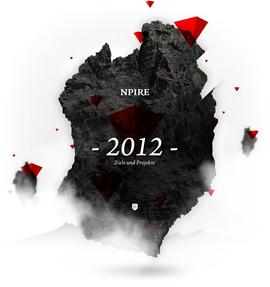 NPIRE 2012 - Ziele und Projekte - Schwebende Felsen