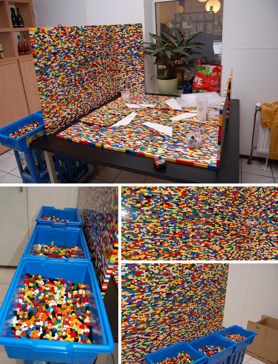 Lego, Lgeo, Lego! - Endlich geht's weiter!