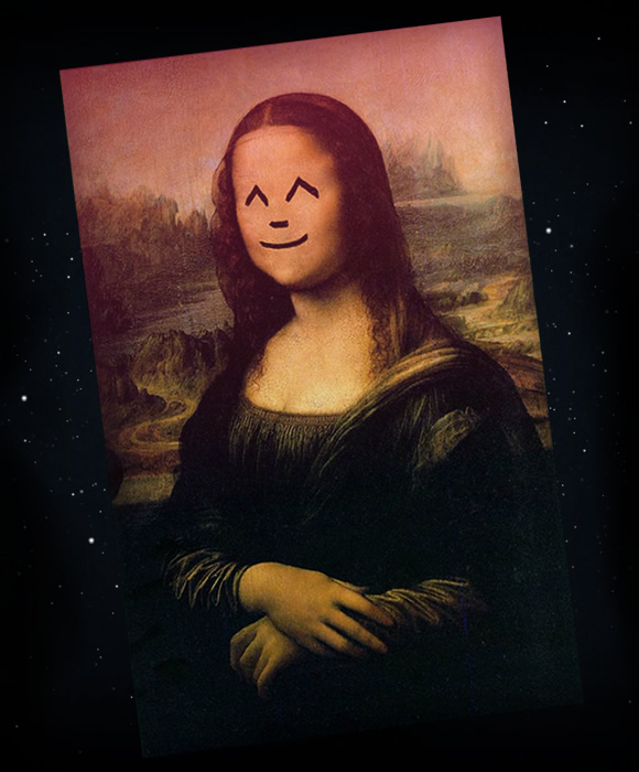 Mona Lisa by NPIRE