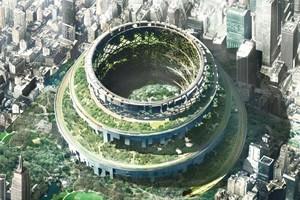 Architektur der Zukunft